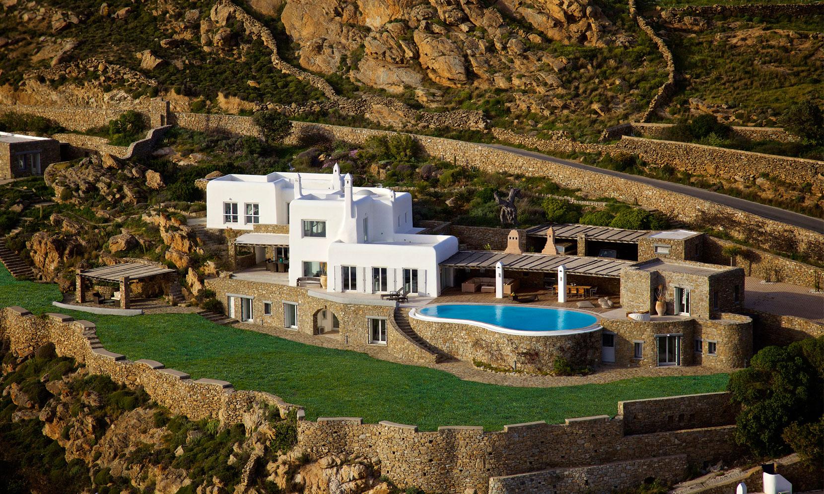 Mykonos Villa Atlanta jumbotron image