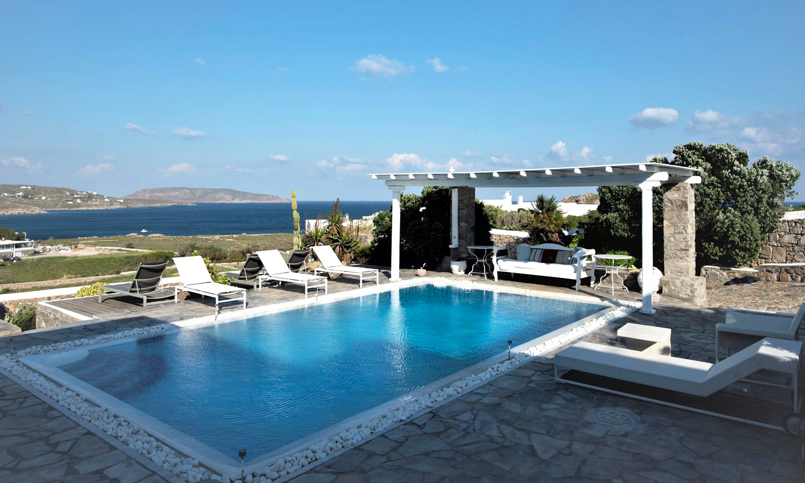 Mykonos Villa Gabbie jumbotron image