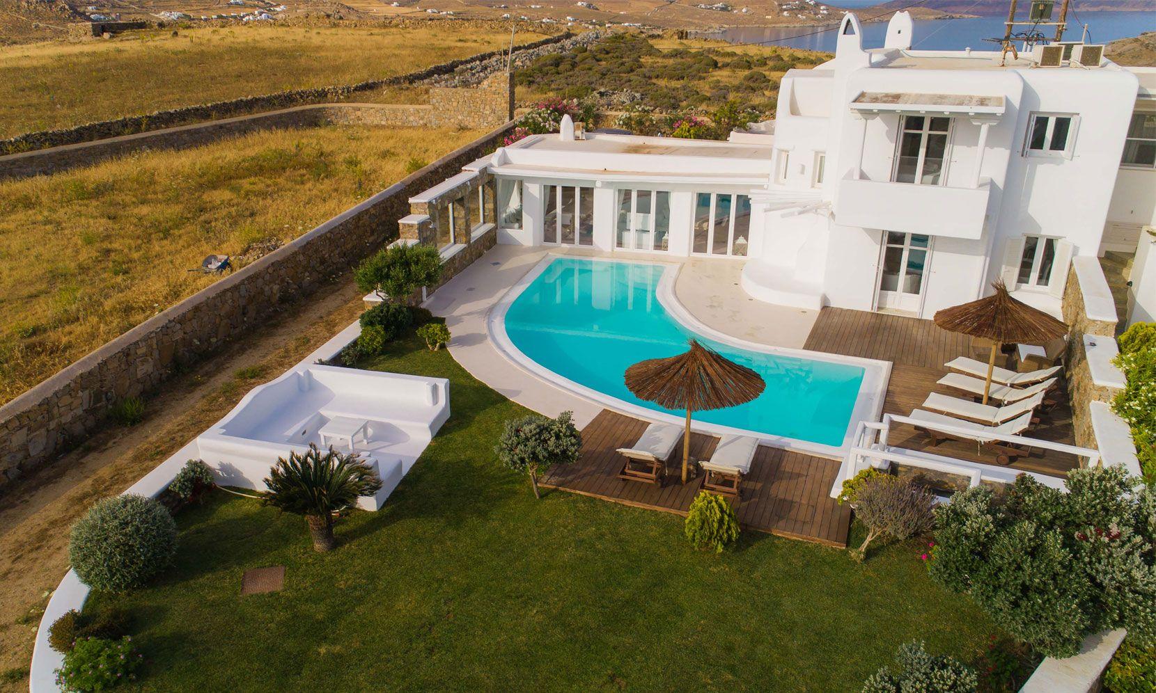 Mykonos Villa Sophia jumbotron image