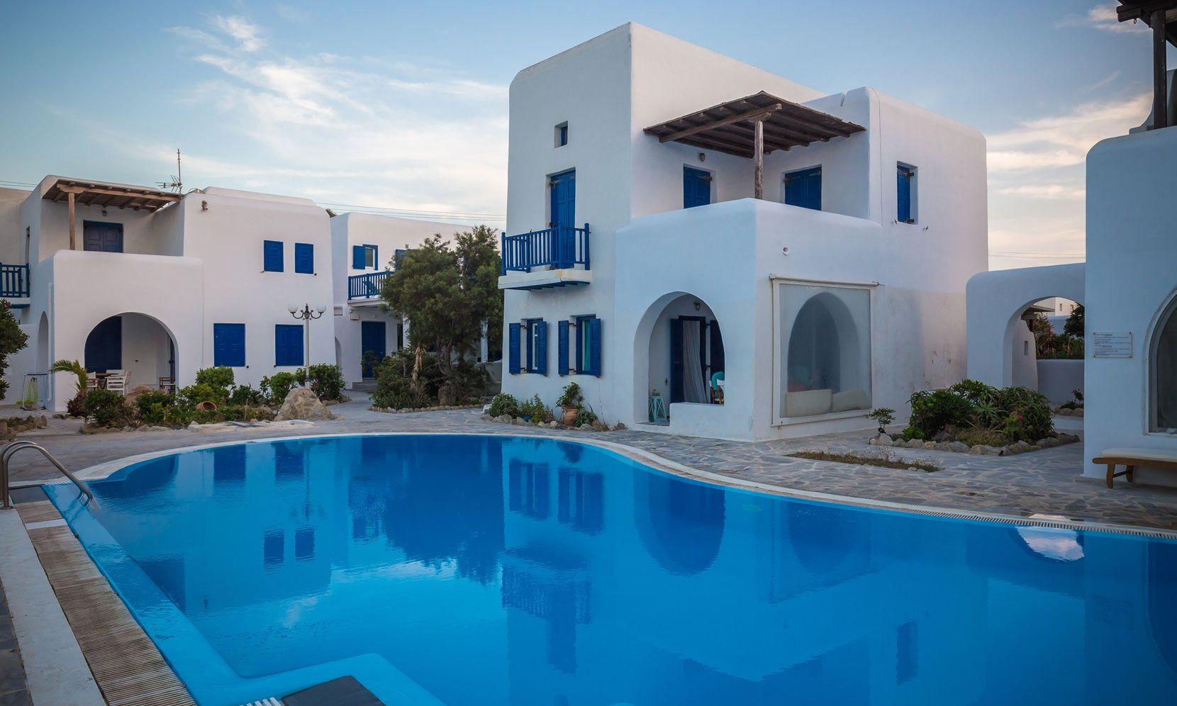 Mykonos Villa Jasmine jumbotron image