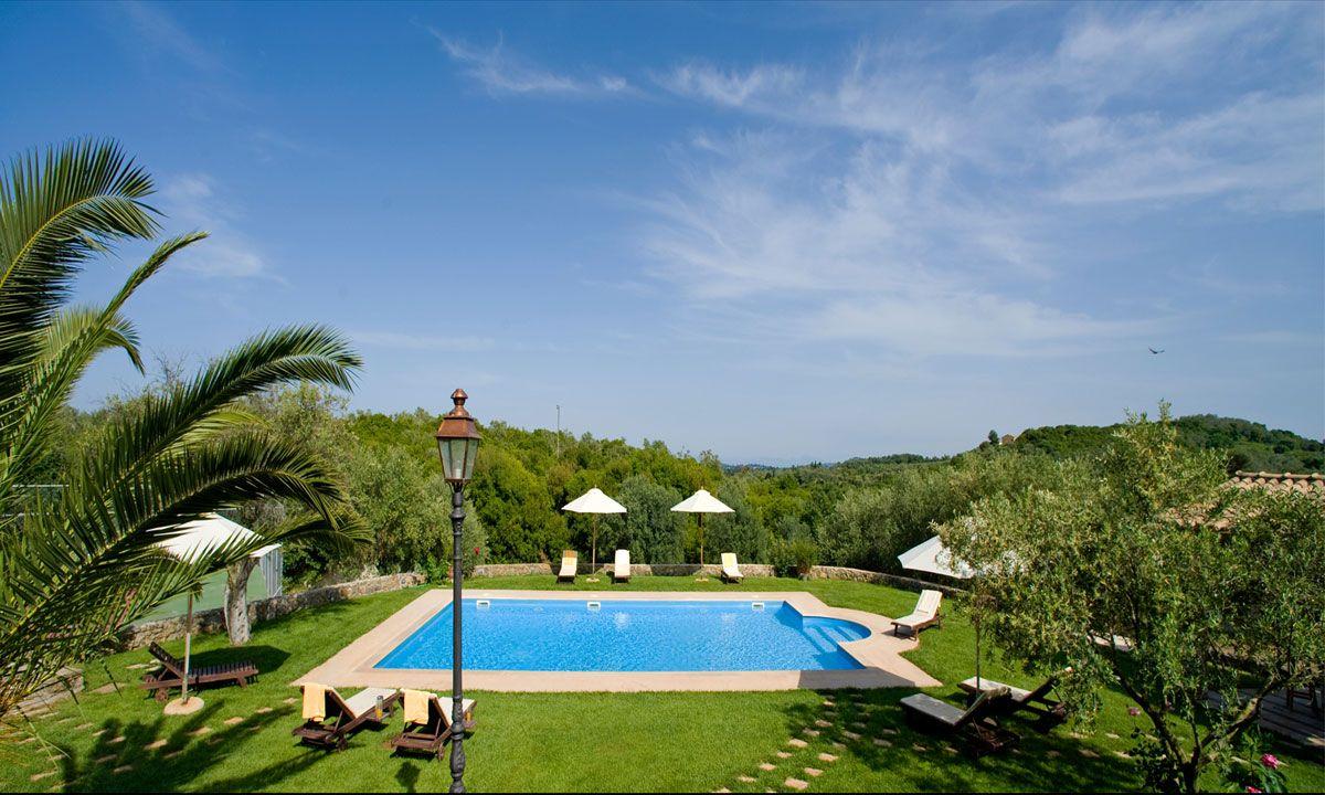 Corfu Villa Aura jumbotron image
