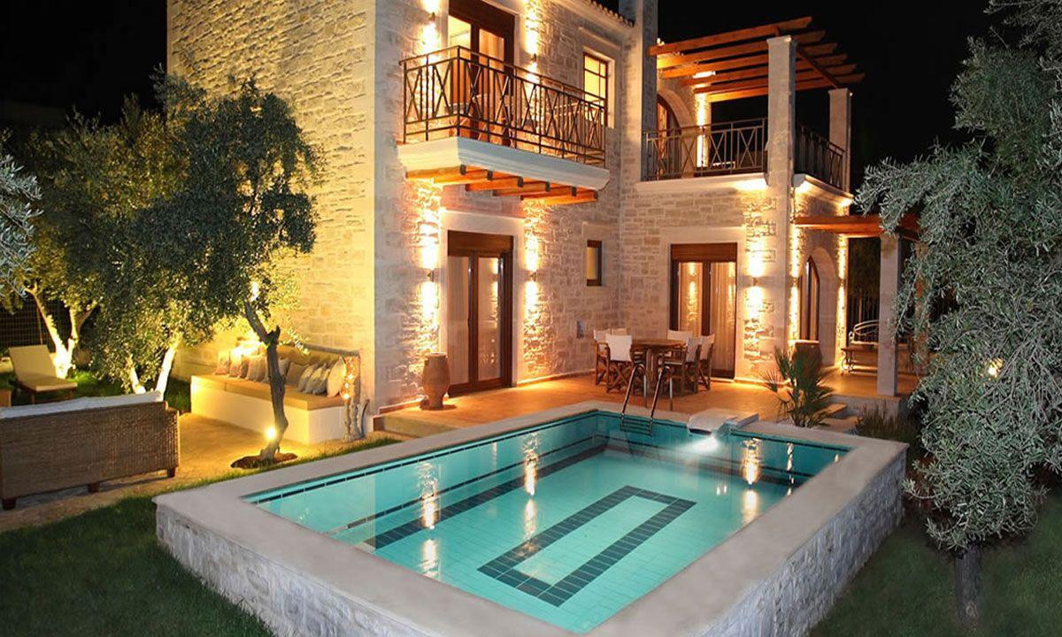 Crete Villa Doris jumbotron image