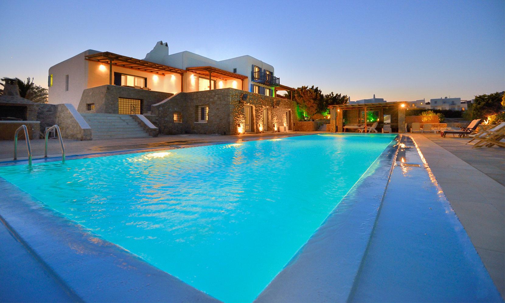 Mykonos Villa Desma jumbotron image