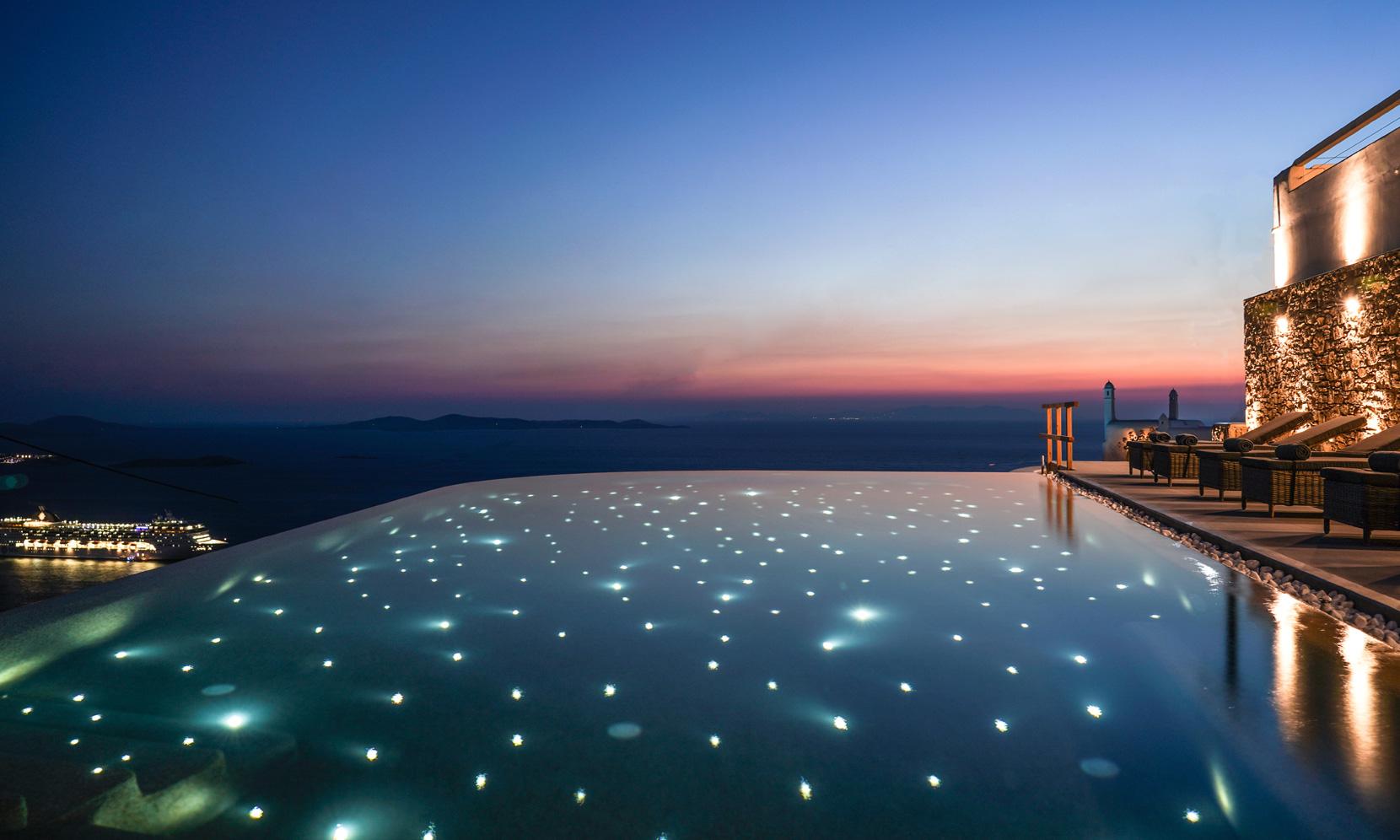 Mykonos Villa Regalia jumbotron image