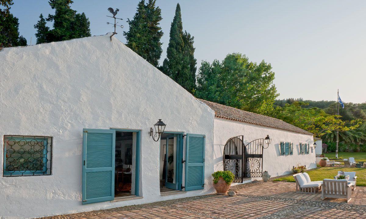 Corfu Villa Laios jumbotron image