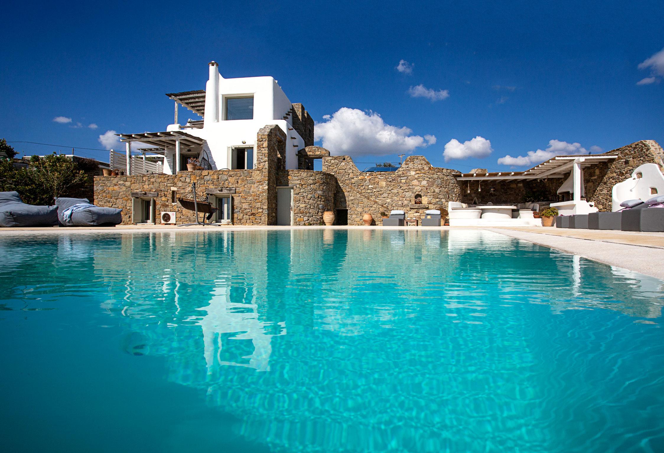 Mykonos Villa Jessi jumbotron image