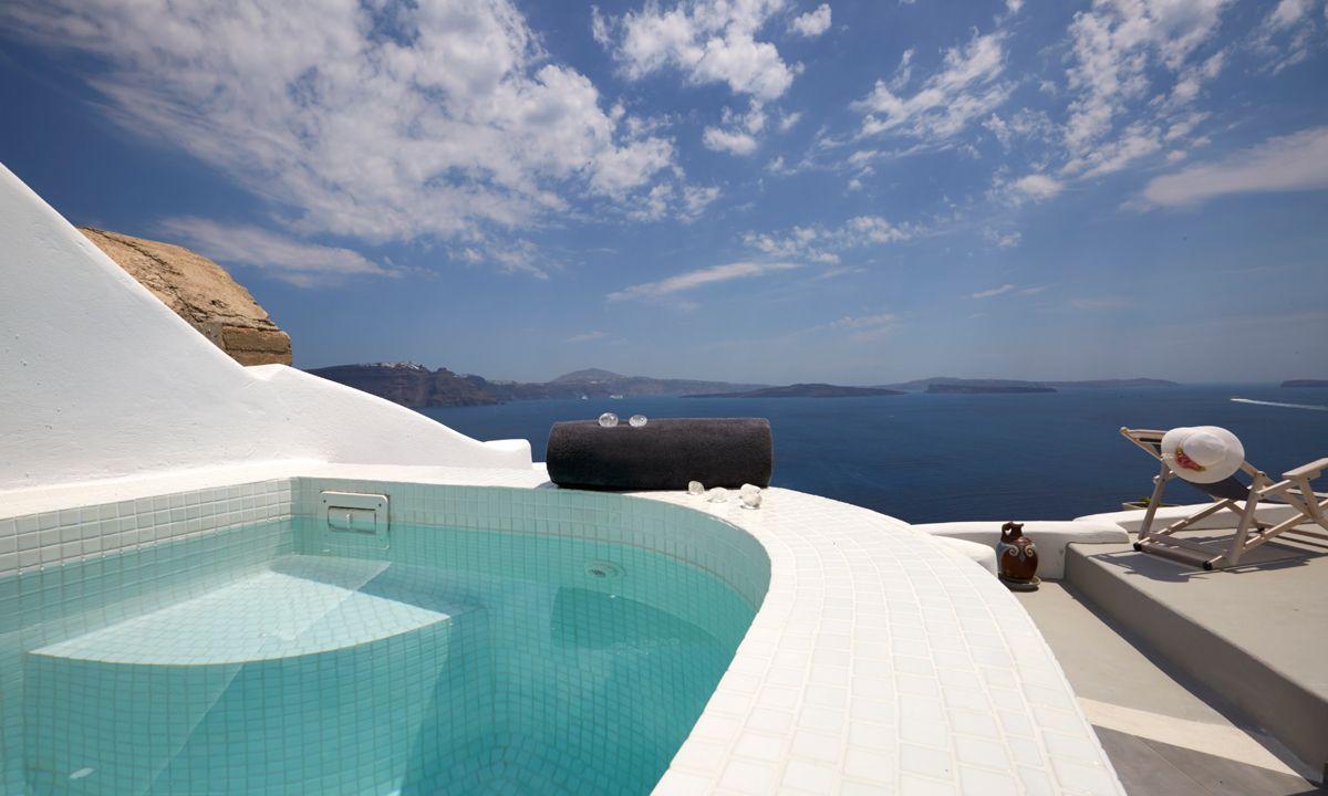 Santorini Villa Aoide 3 jumbotron image