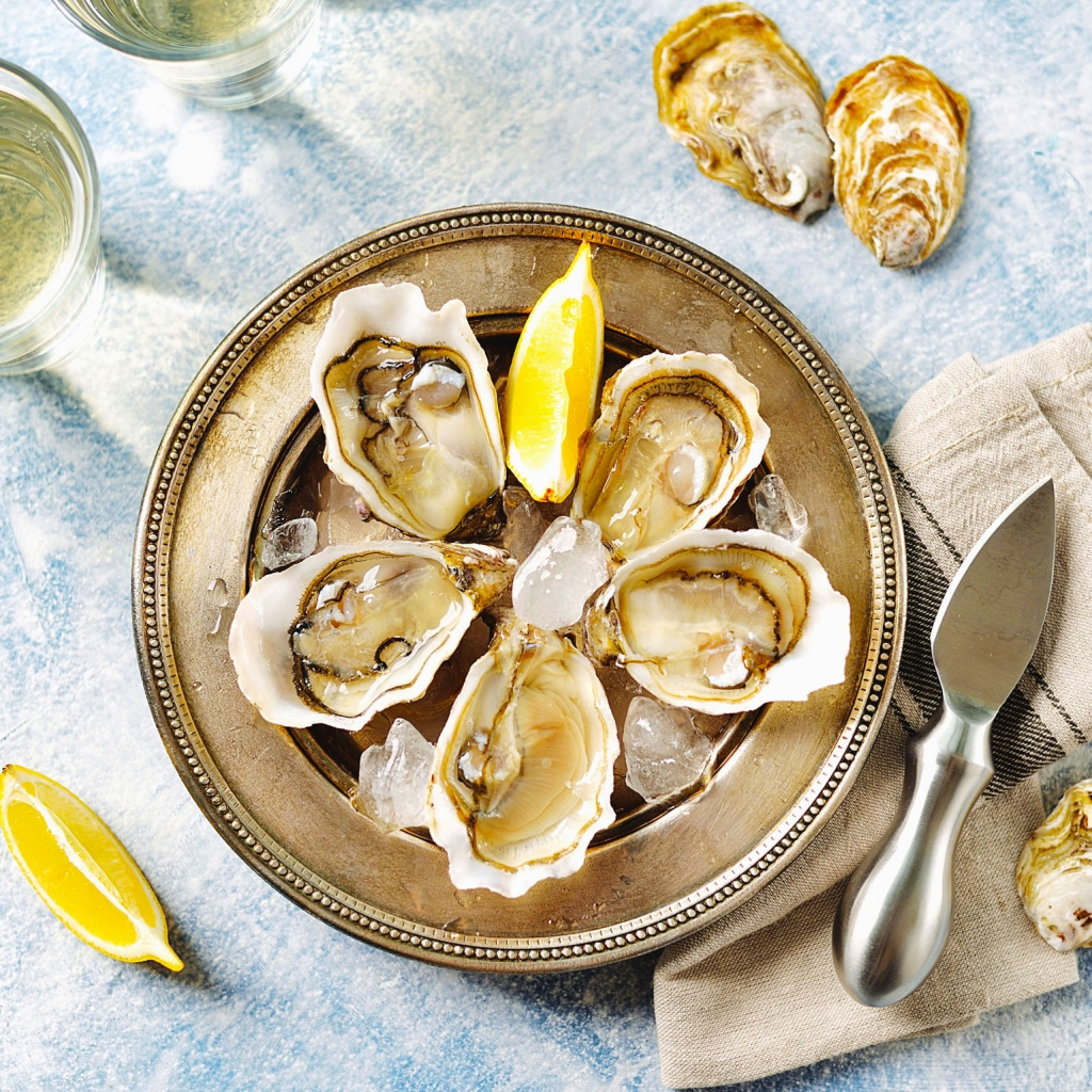 Private Shellfish Experience
