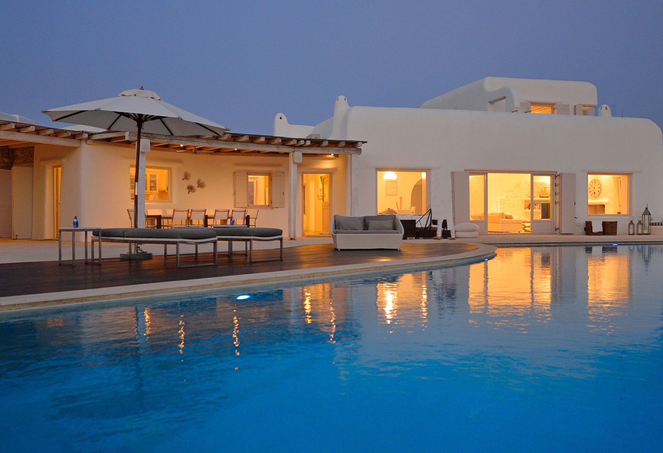 Mykonos Villa Aigle jumbotron image