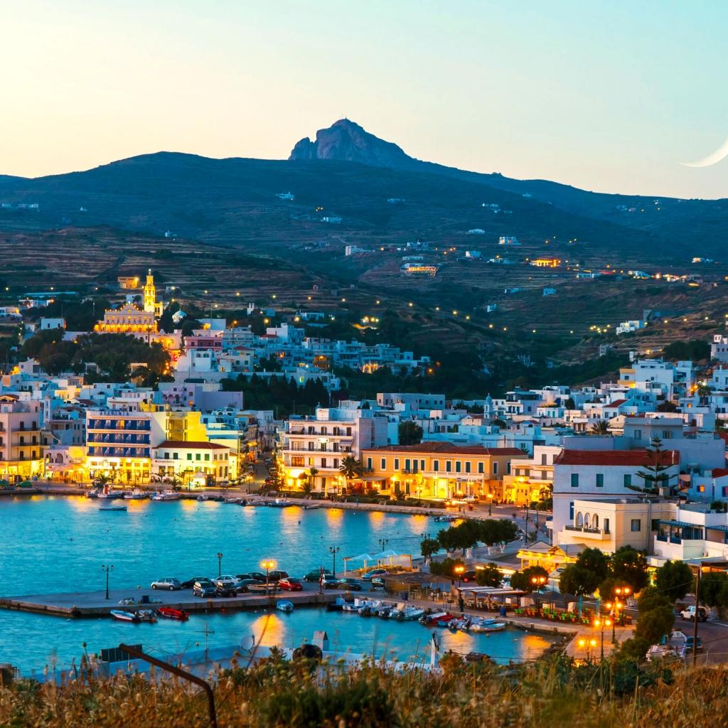 Private Cruise, Rhenia-Tinos-Mykonos, Full Day