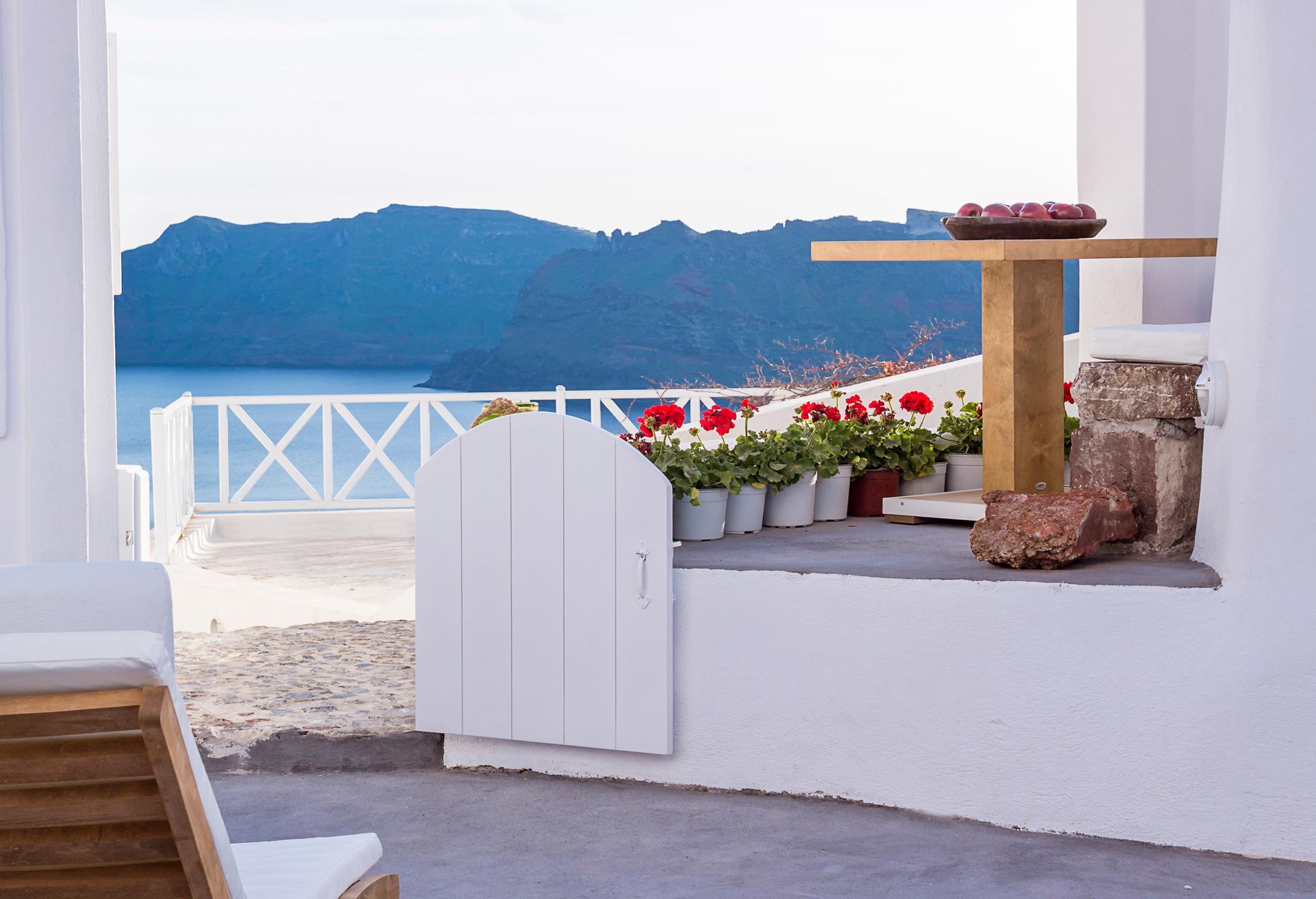 Santorini Villa Thais Aqua jumbotron image