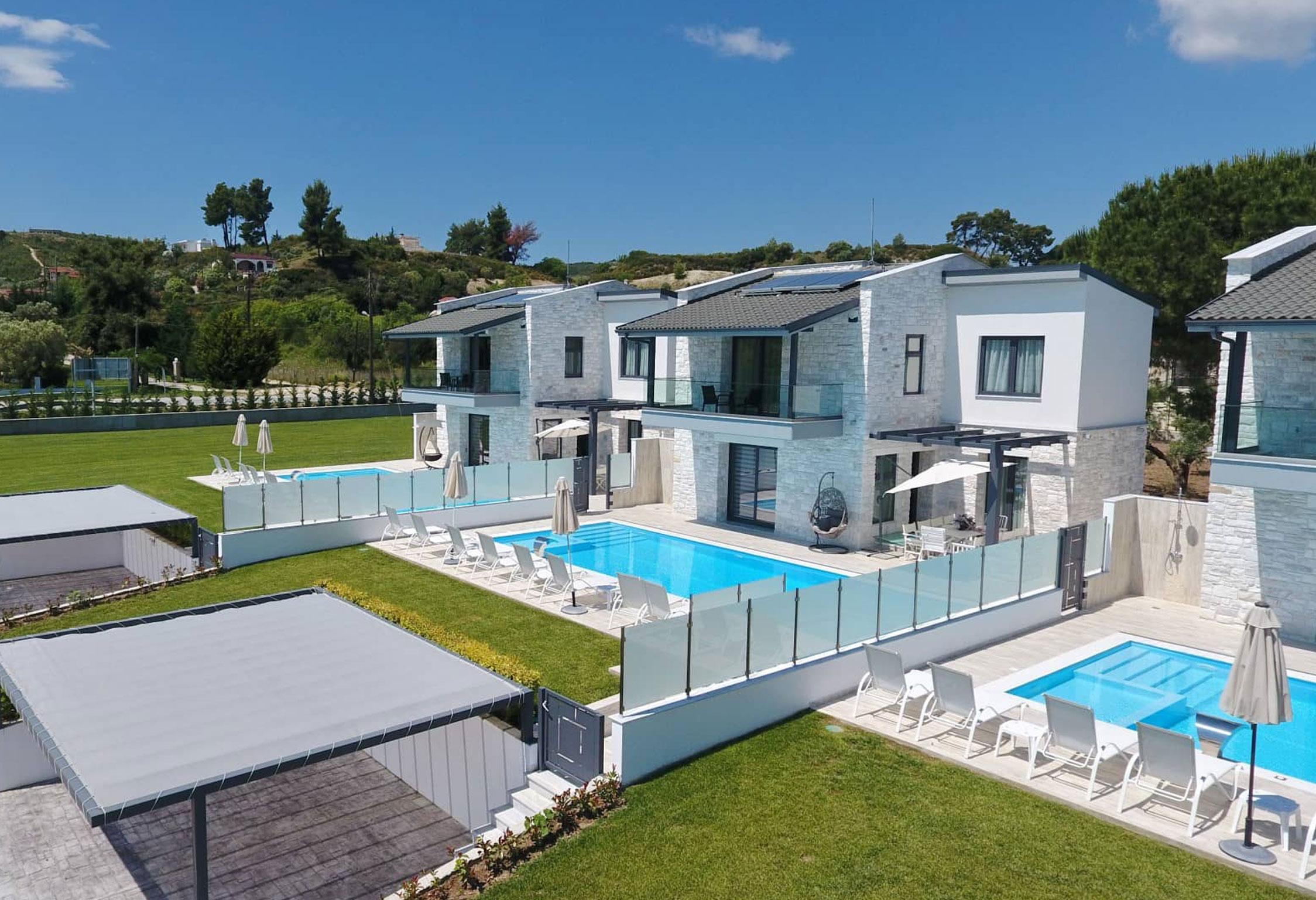 Halkidiki Villa Almyra jumbotron image