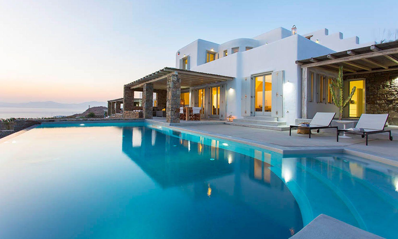 Mykonos Villa Melanie Retreat jumbotron image