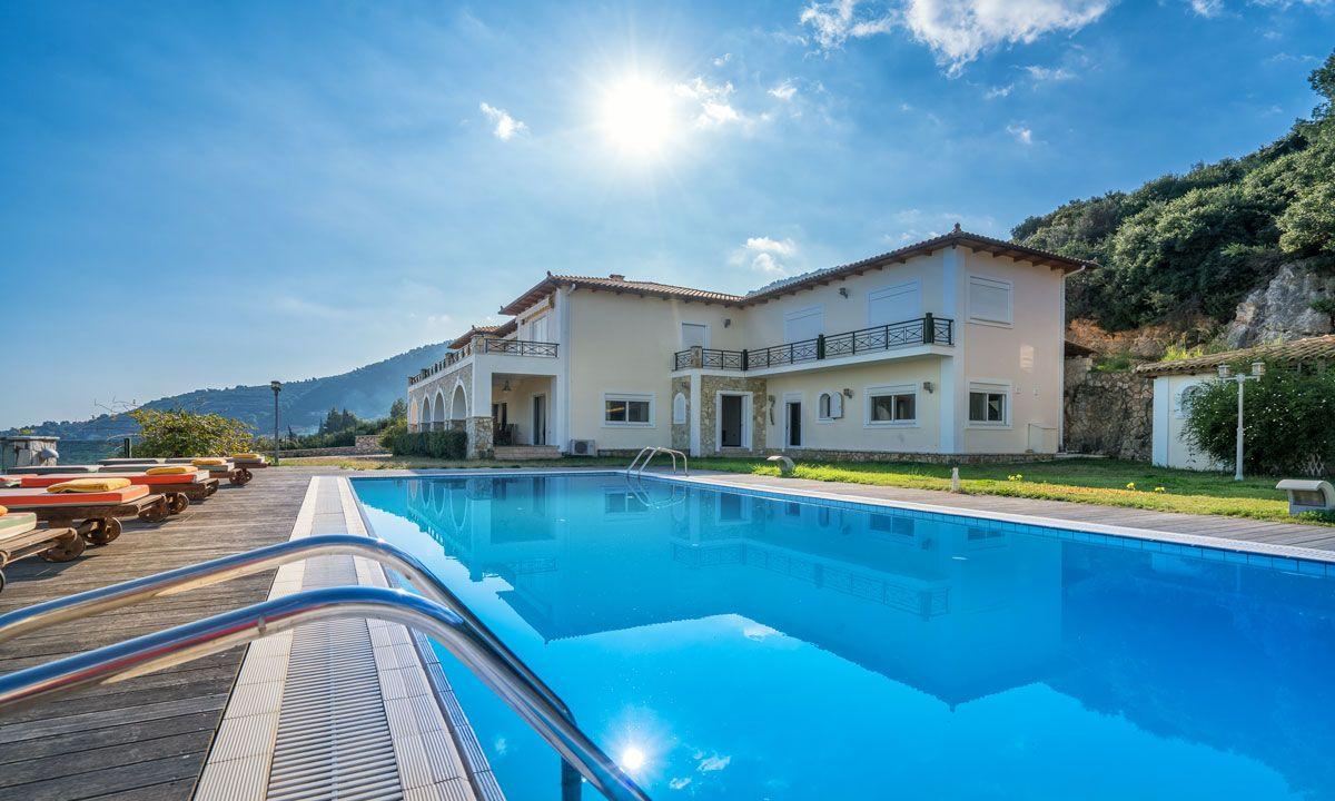 Zakynthos Villa Zethus jumbotron image