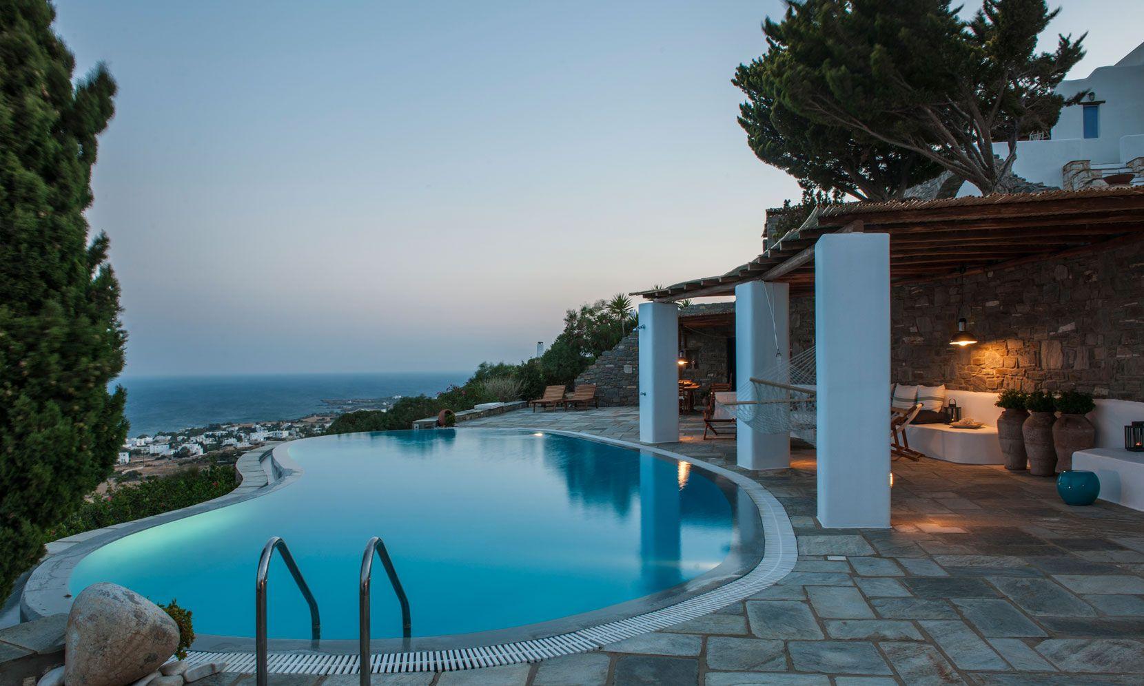 Paros Villa Hesperus jumbotron image