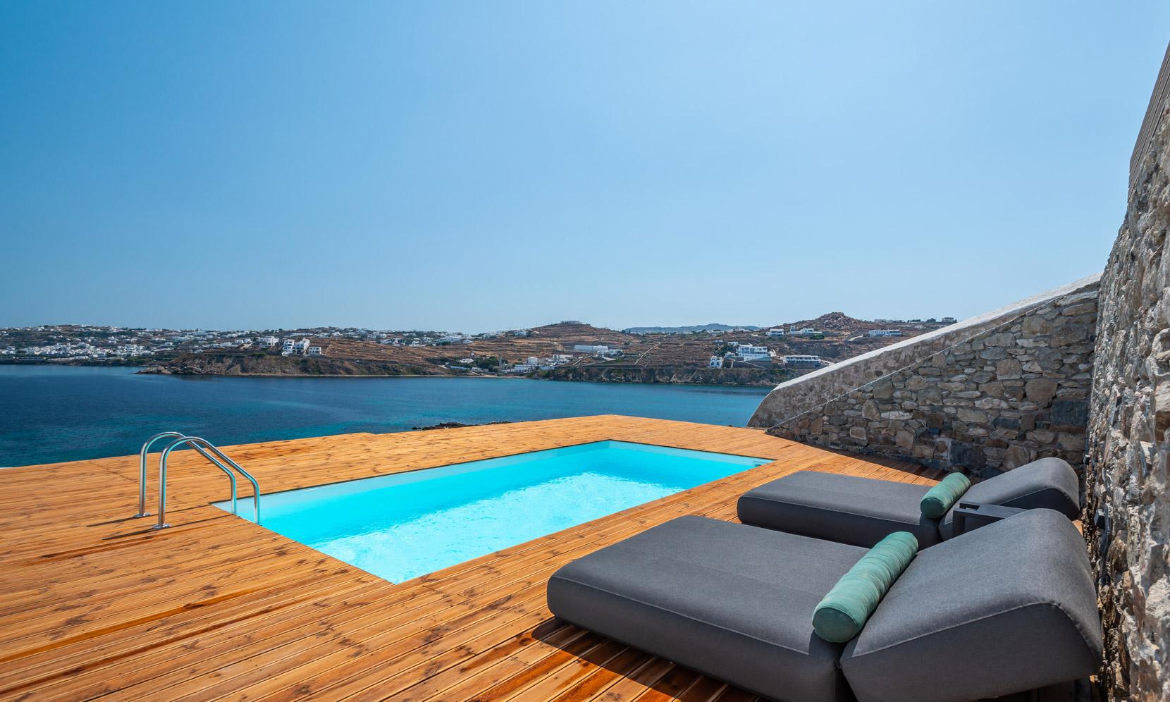 Mykonos Villa Dream 2 jumbotron image