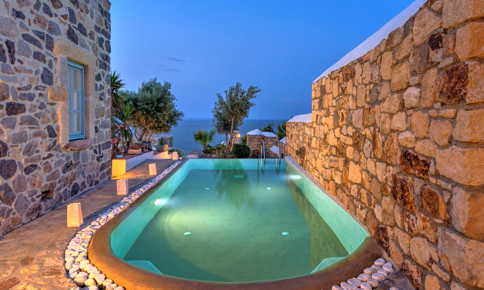 Patmos Villa Isaac jumbotron image