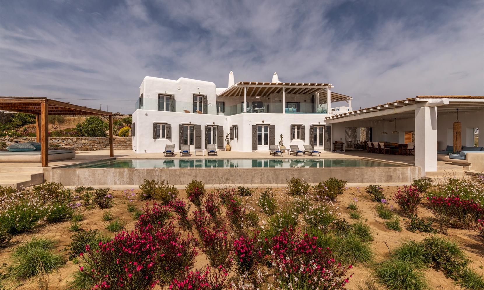 Mykonos Villa Azalea jumbotron image