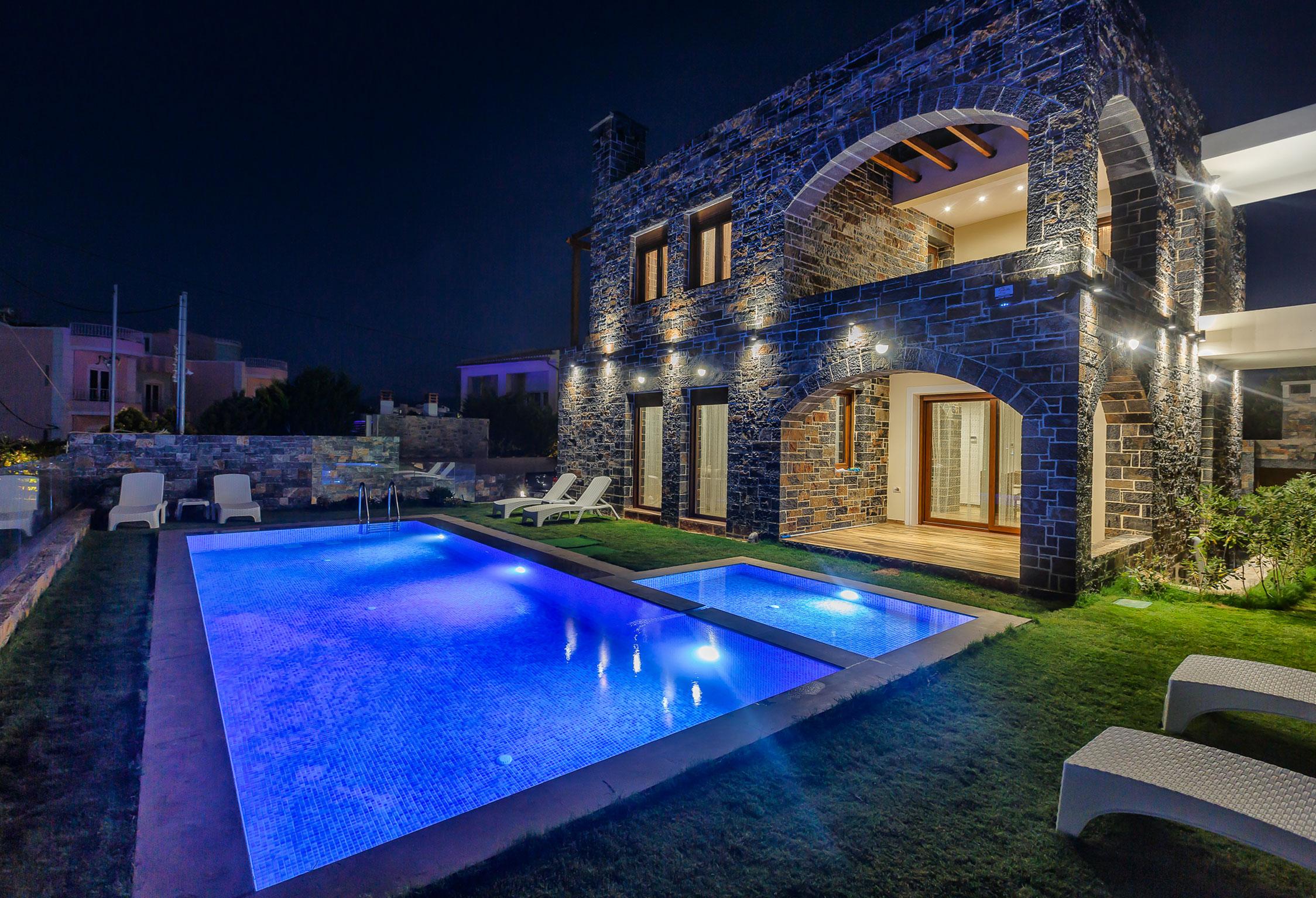 Crete Villa Genesis jumbotron image