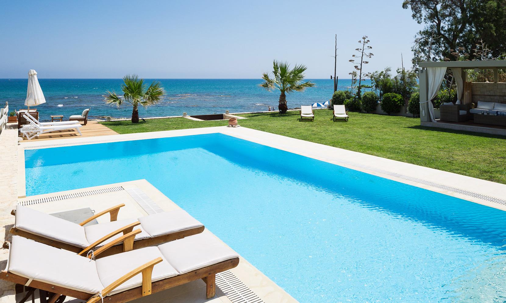 Crete Villa Icarus jumbotron image
