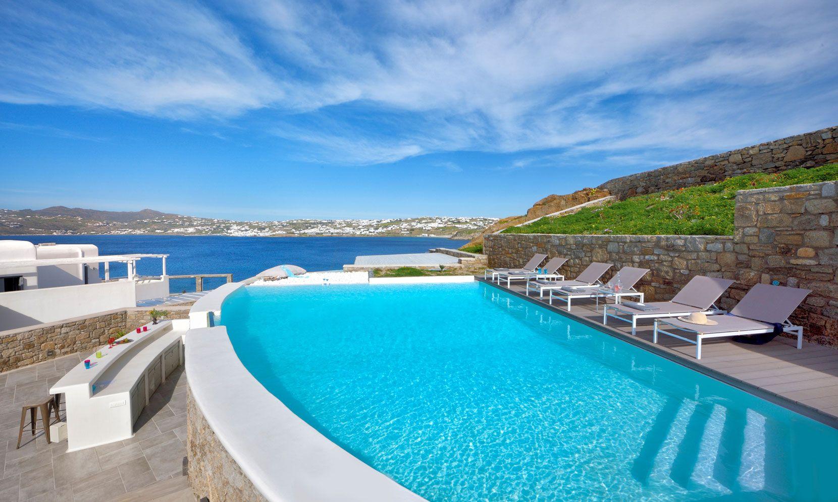 Mykonos Villa Salty 2 jumbotron image