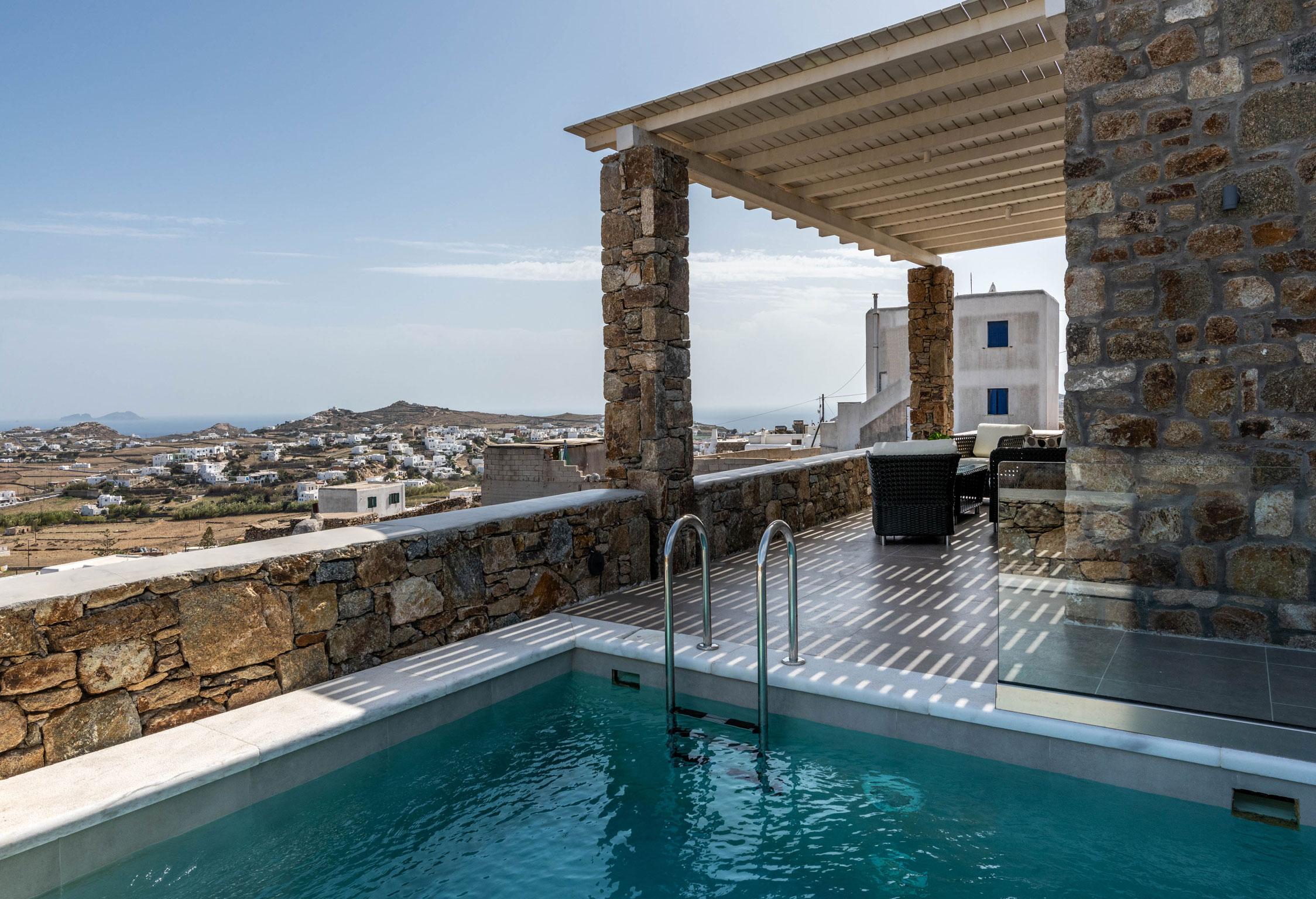 Mykonos Villa Margot jumbotron image