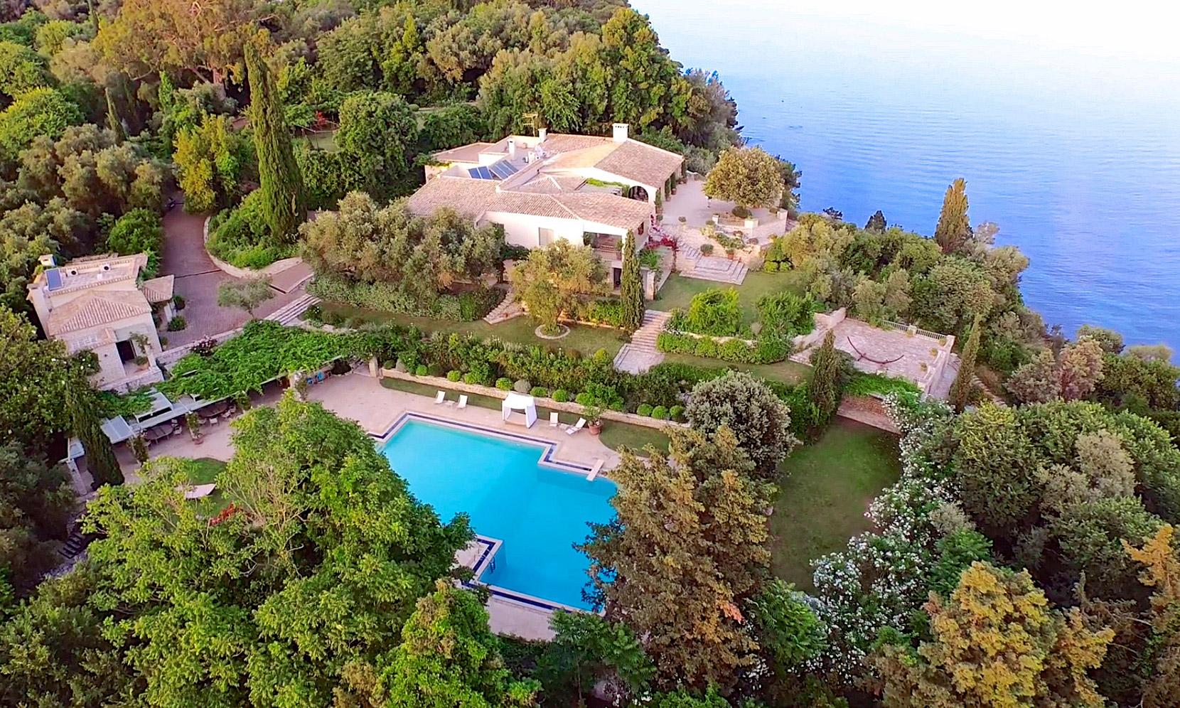 Corfu Villa Arianna jumbotron image