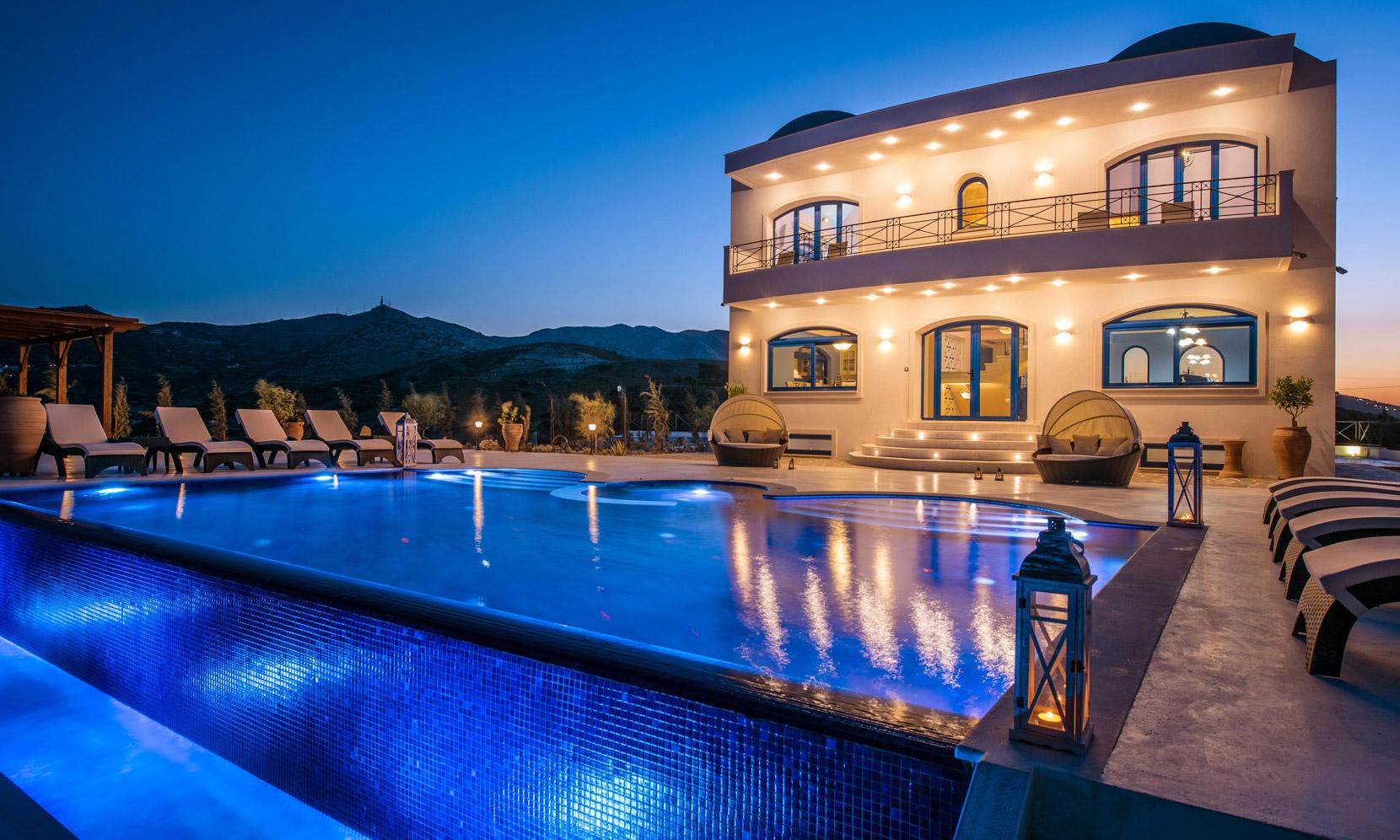 Crete Villa Pauline jumbotron image