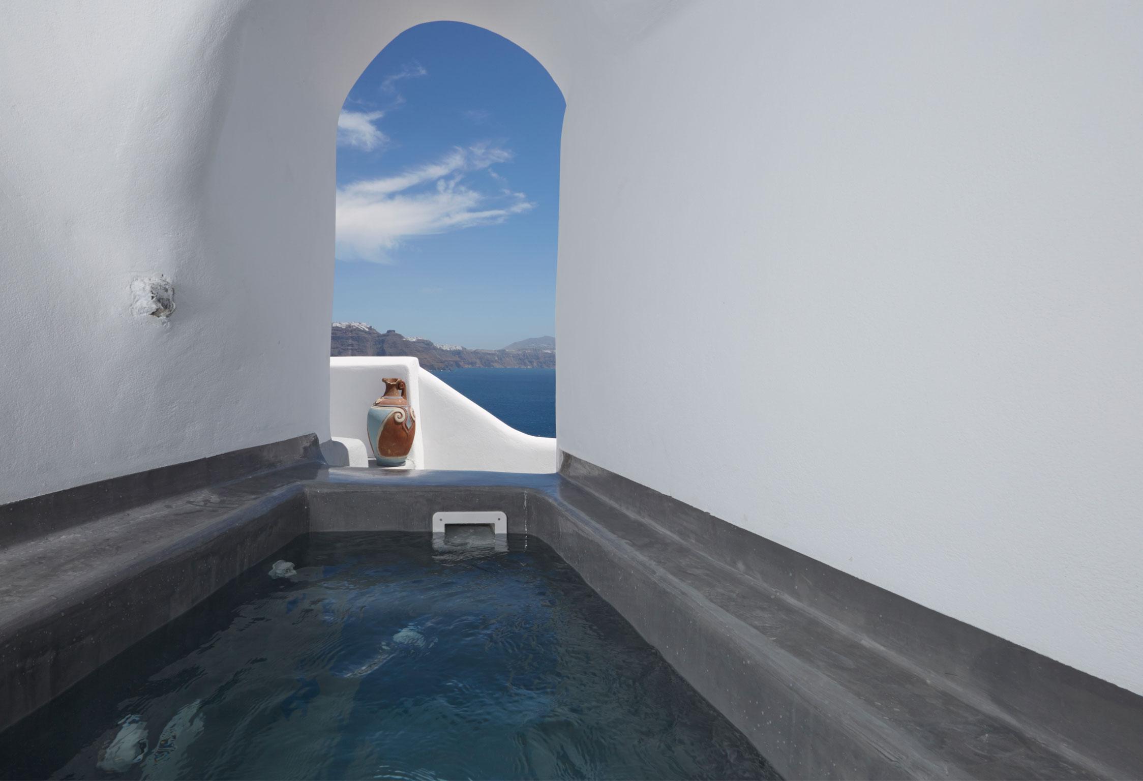 Santorini Villa Aoide 1 jumbotron image