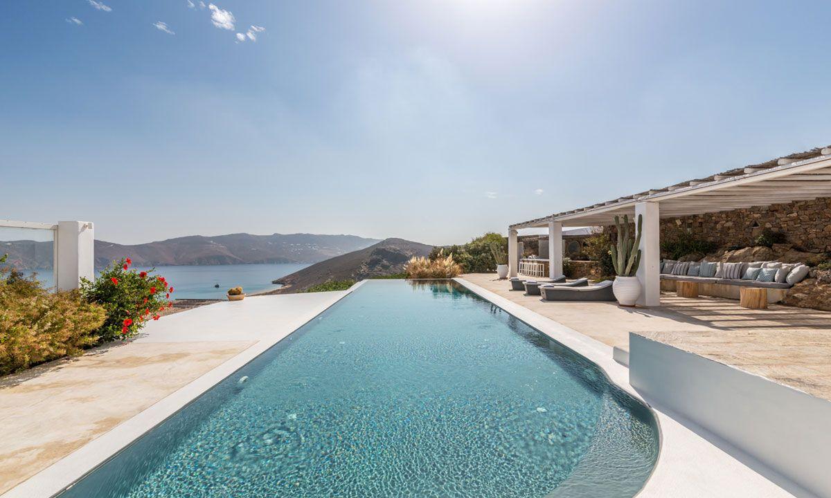 Mykonos Villa Valerie jumbotron image