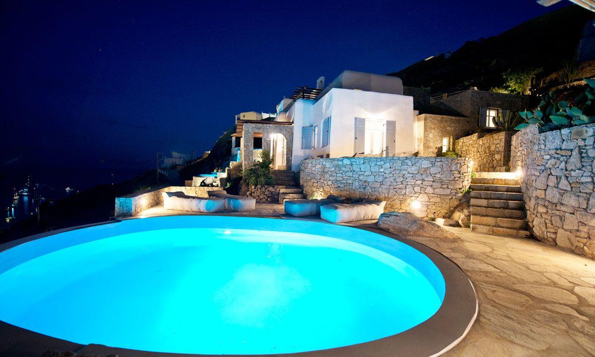 Mykonos Villa Kynthia 2 jumbotron image