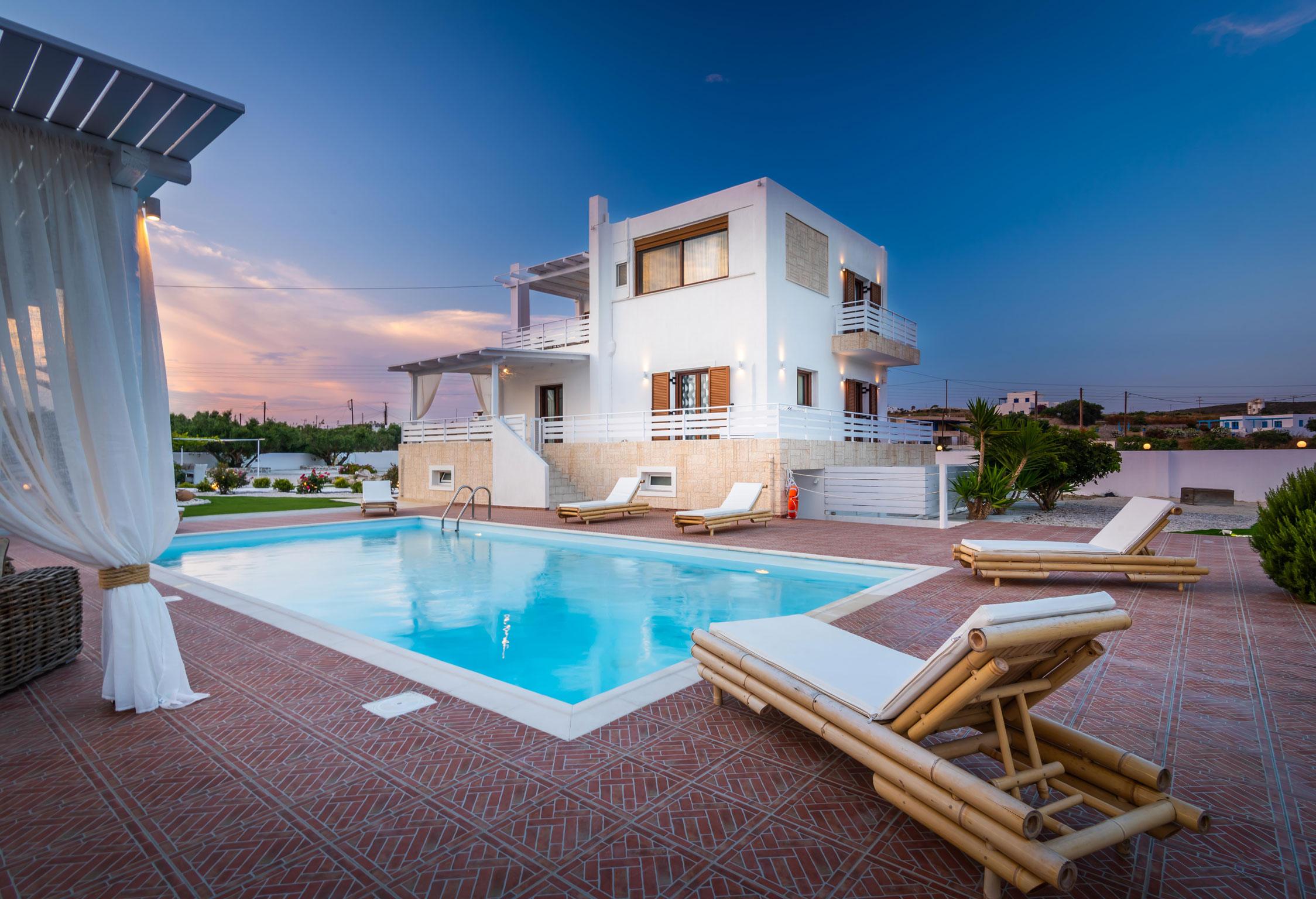 Milos Villa Samira jumbotron image