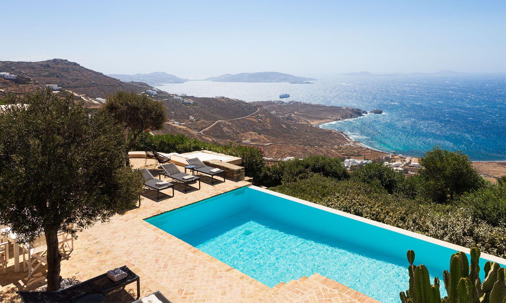 Mykonos Villa Callirhoe jumbotron image