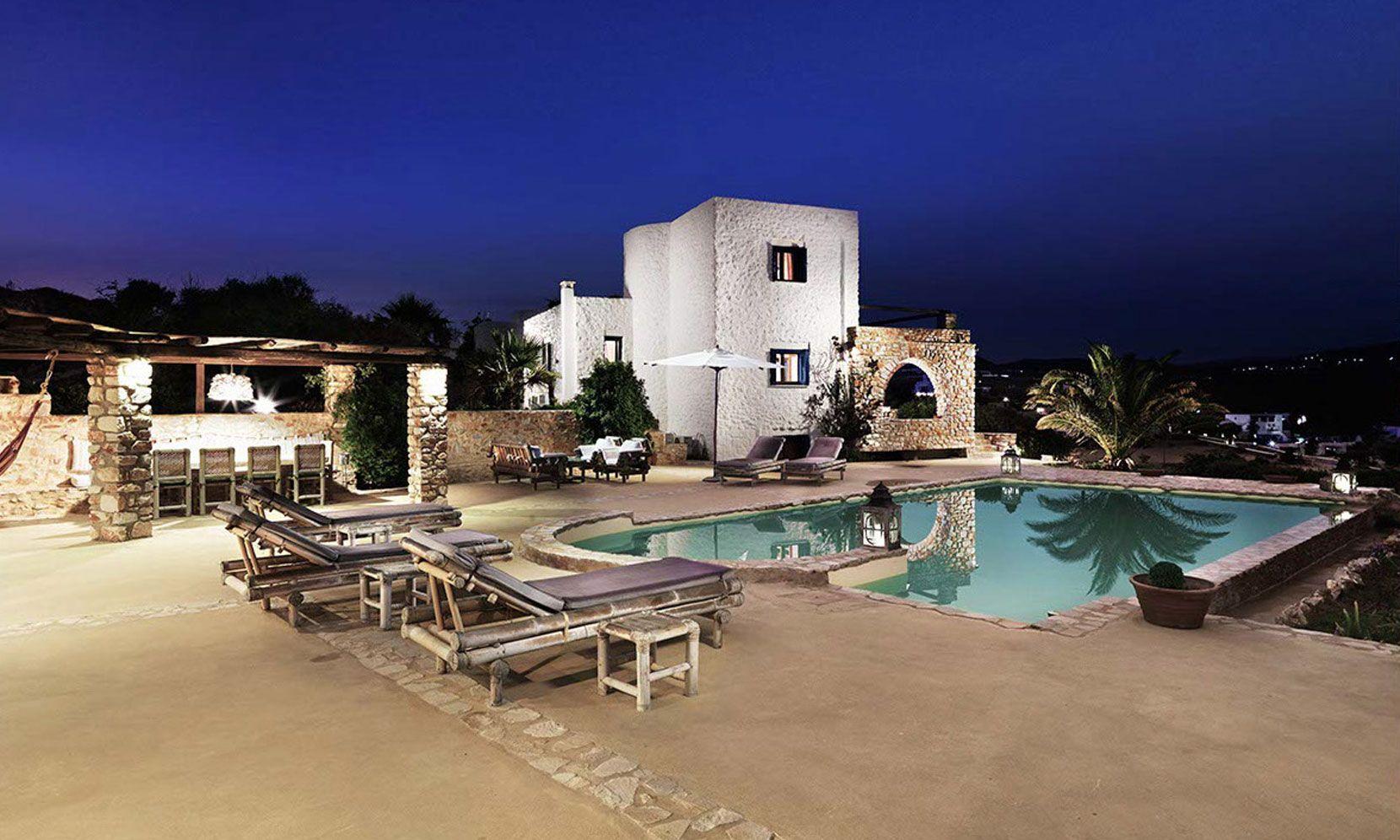 Paros Villa Philomela jumbotron image