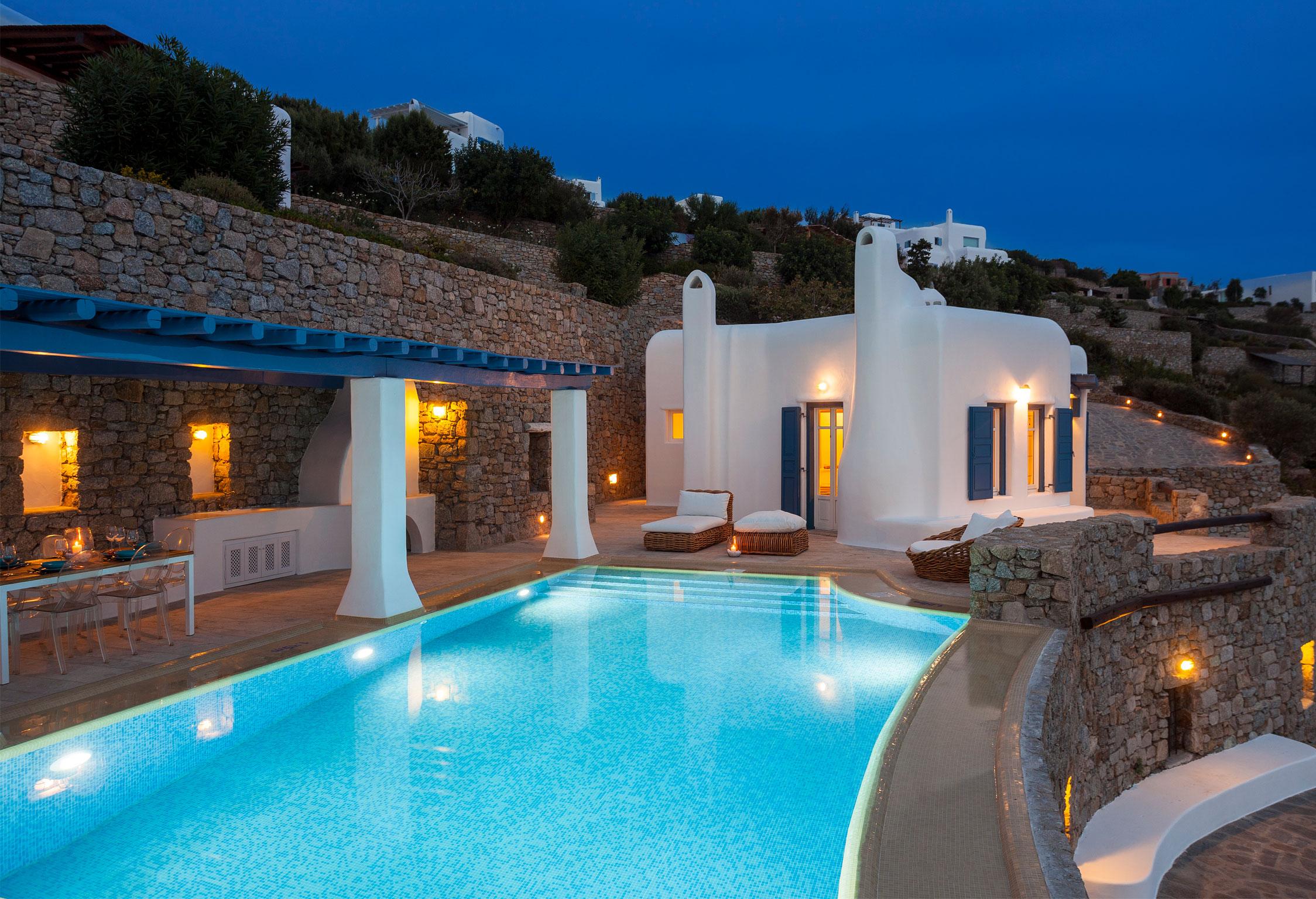Mykonos Villa Zafira 3 jumbotron image