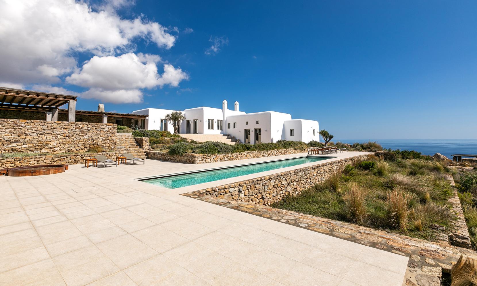 Mykonos Villa Dorian jumbotron image