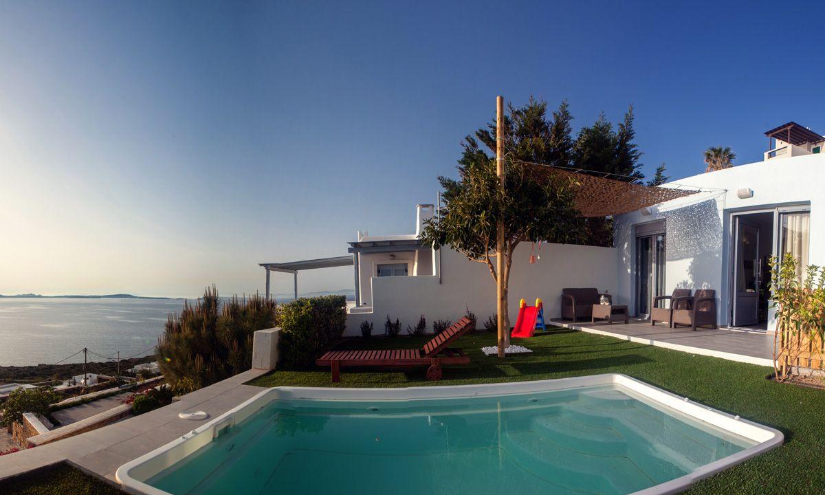 Naxos Villa Acacia jumbotron image