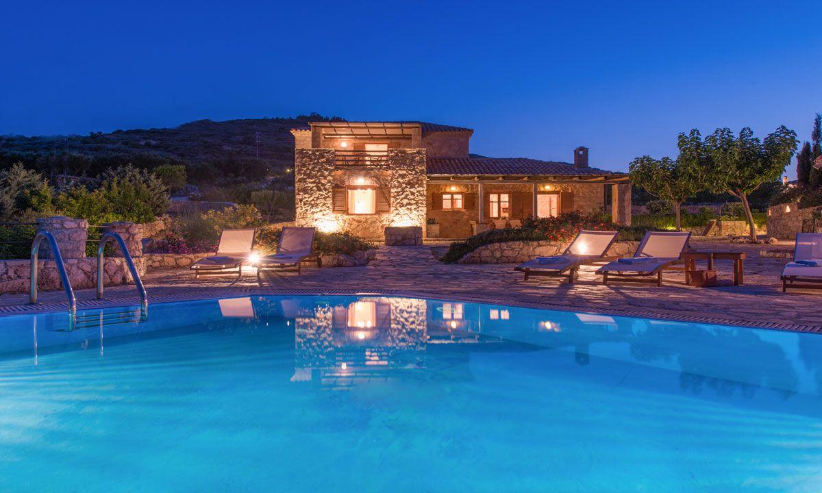 Zakynthos Villa Alkyone jumbotron image