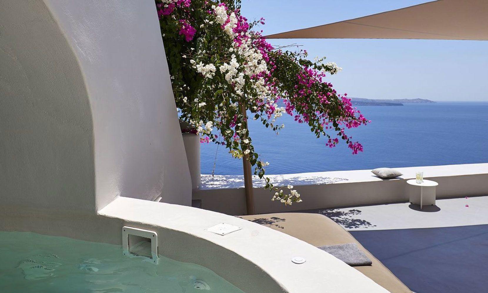Santorini Villa Aoide 5 jumbotron image