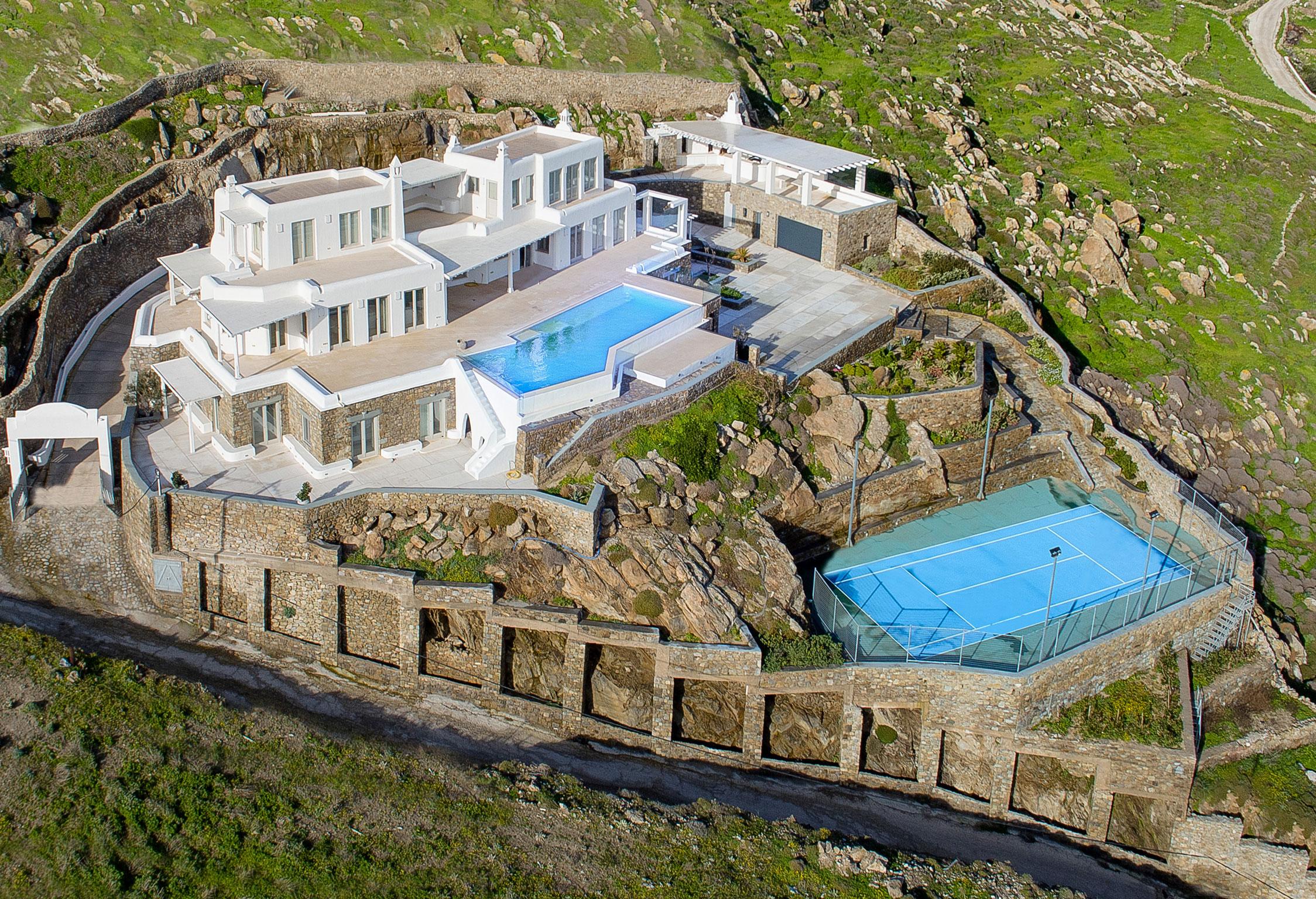 Mykonos Villa Blance jumbotron image