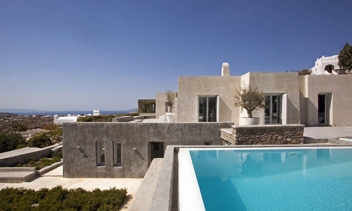 Mykonos Villa Electra jumbotron image