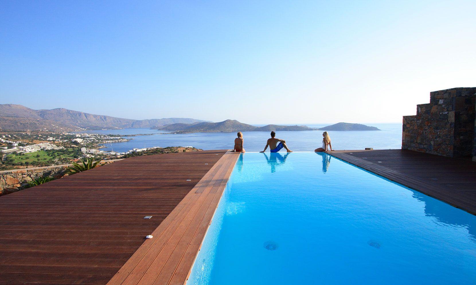 Crete Villa Black Onyx jumbotron image