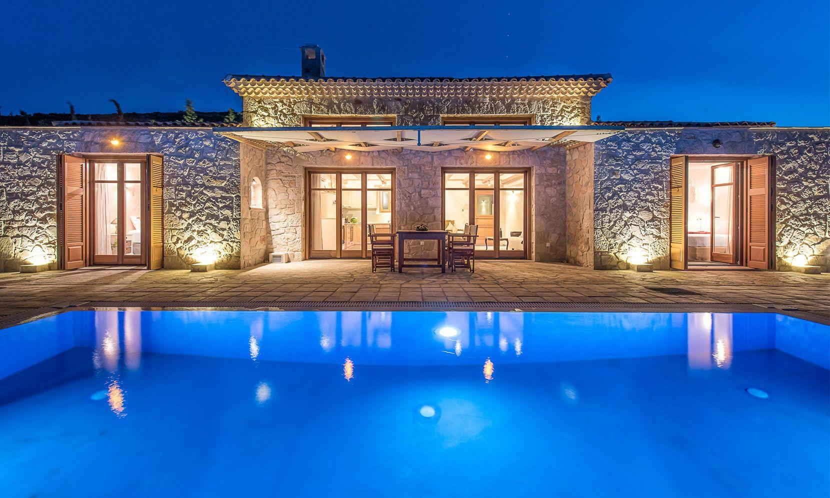 Zakynthos Villa Halkyon jumbotron image