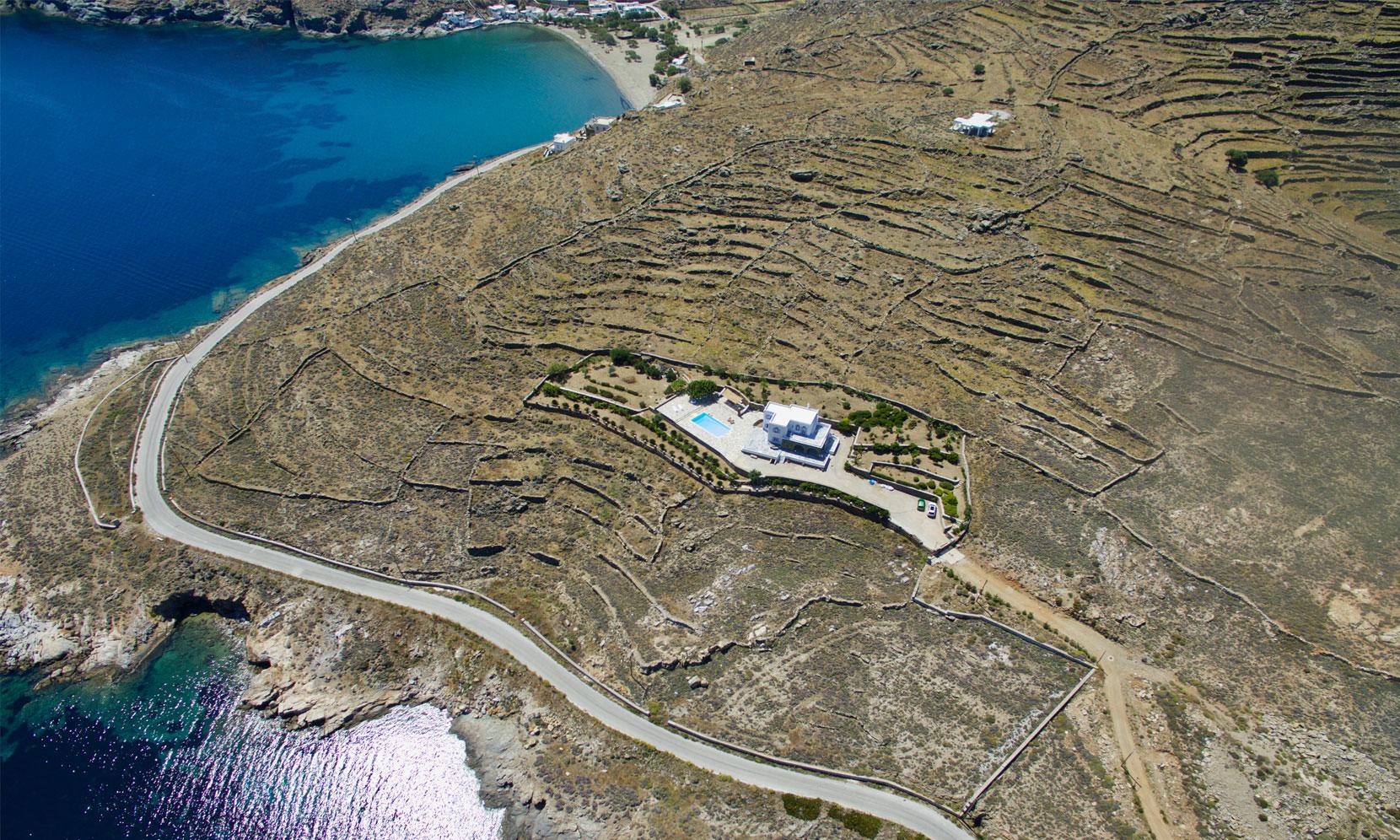 Tinos Villa Iasmus jumbotron image
