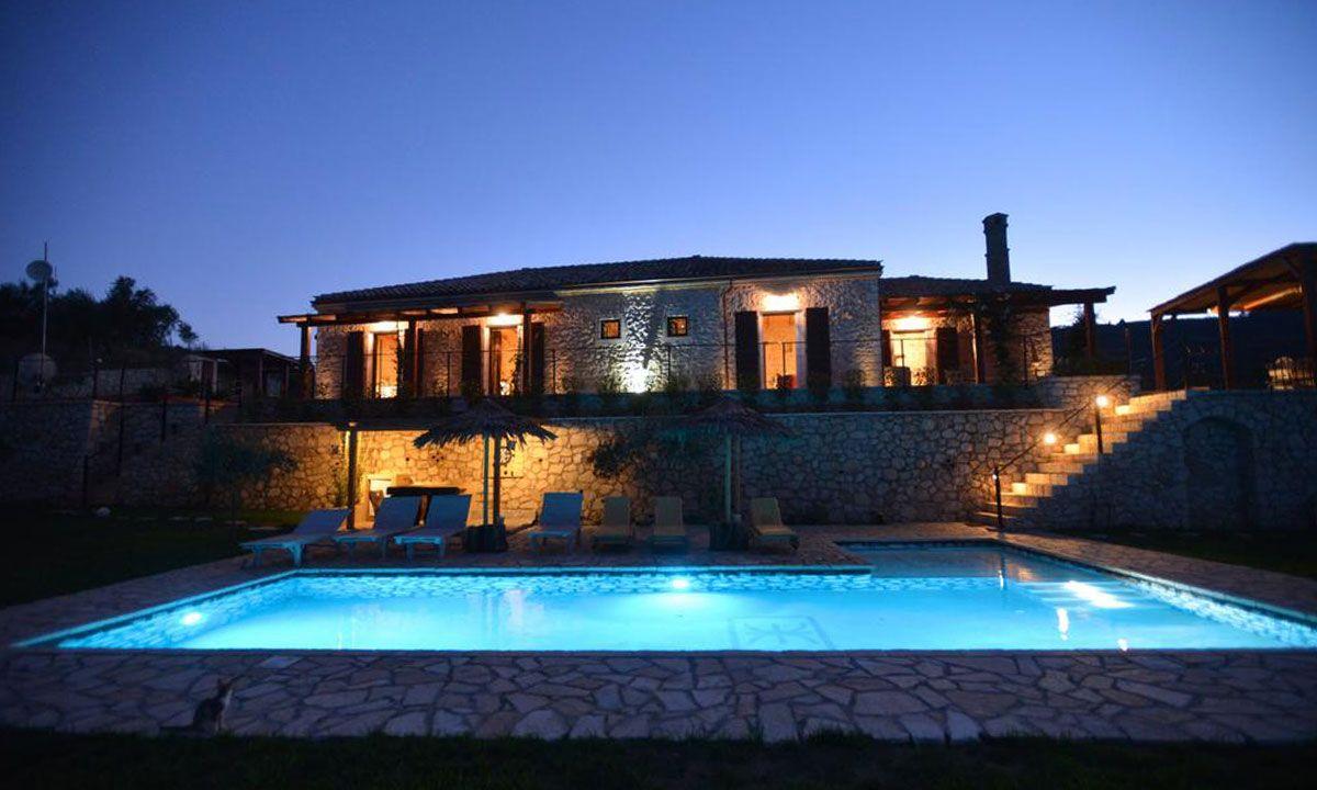 Corfu Villa Ariti jumbotron image