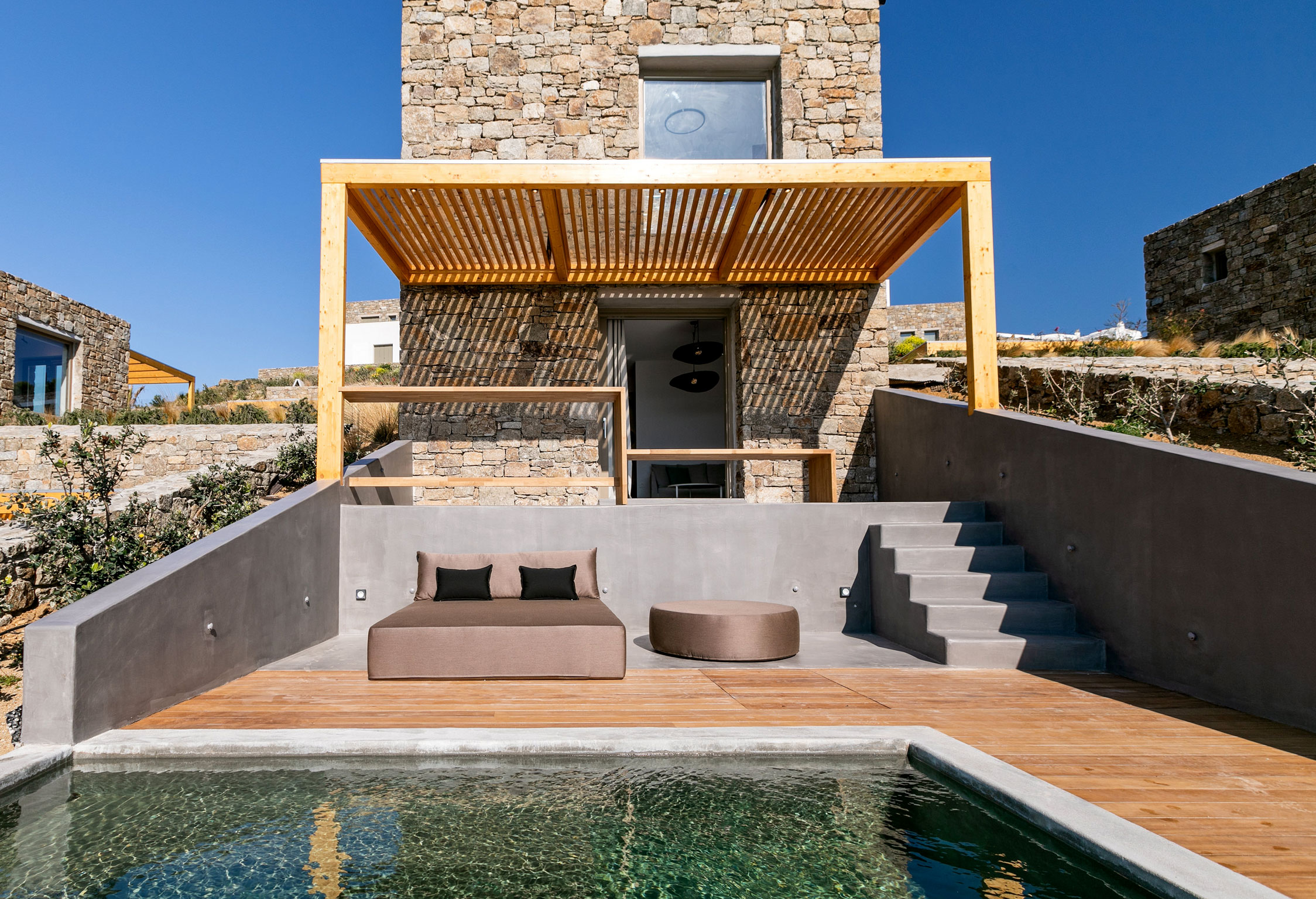 Mykonos Panormos Bay Grand Suite jumbotron image