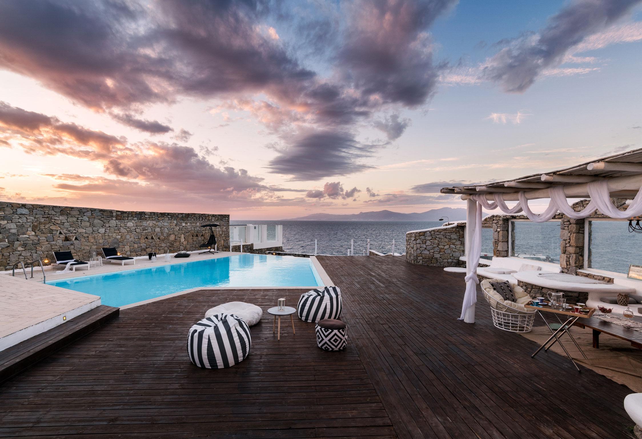 Mykonos Villa Alister jumbotron image