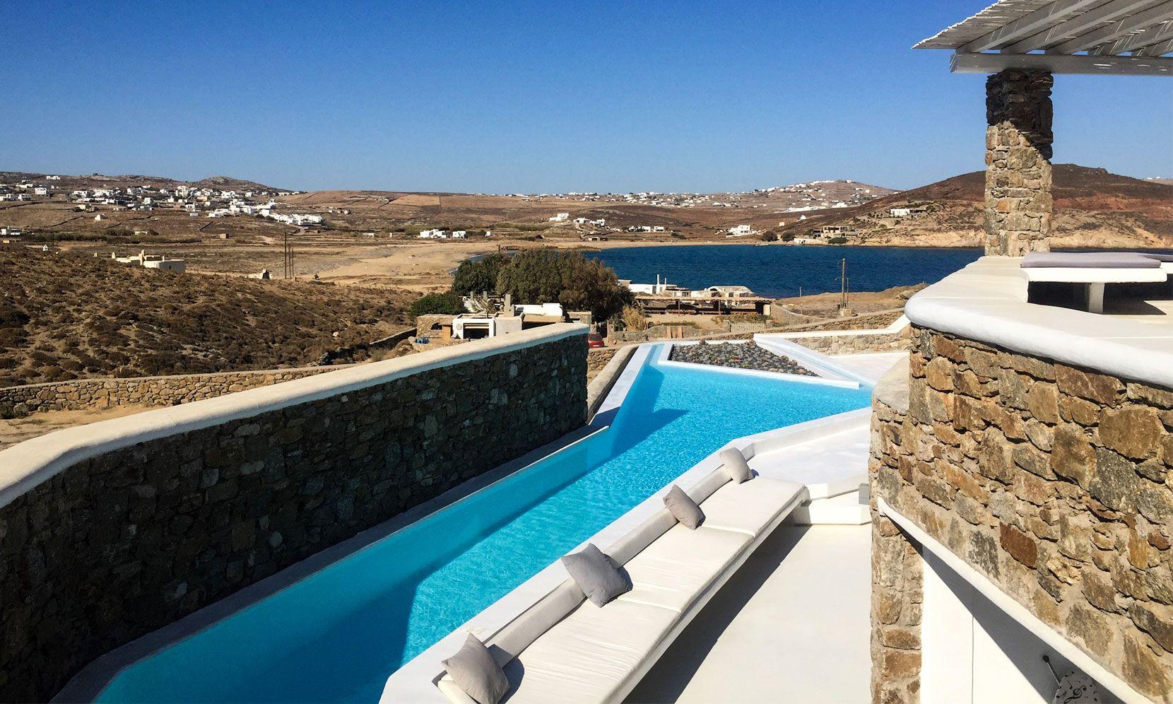 Mykonos Villa Thalassophile jumbotron image