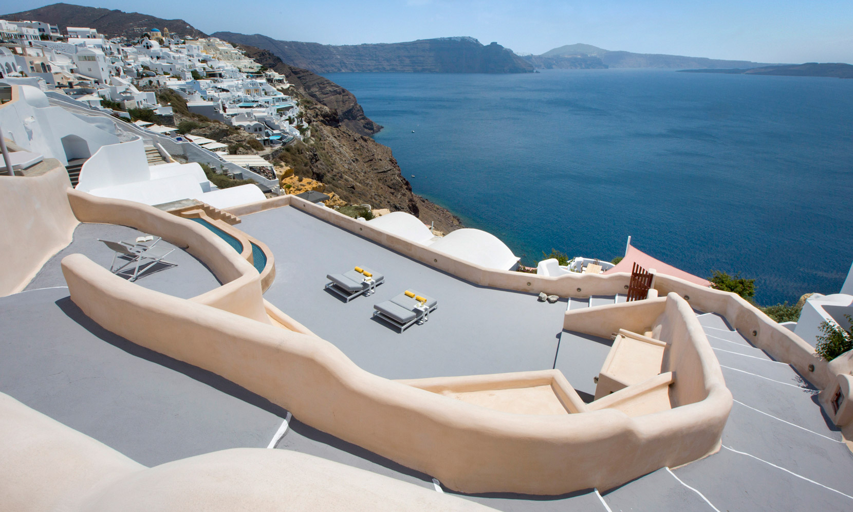 Santorini Villa Minima jumbotron image