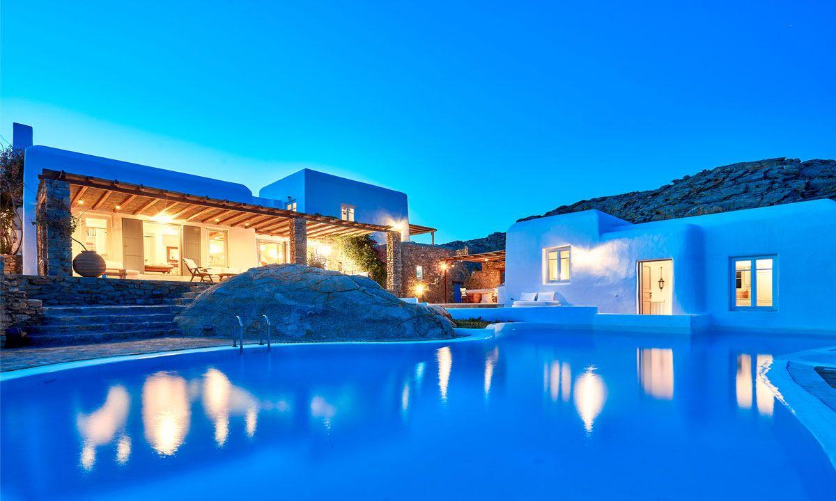 Mykonos Villa Mydon jumbotron image